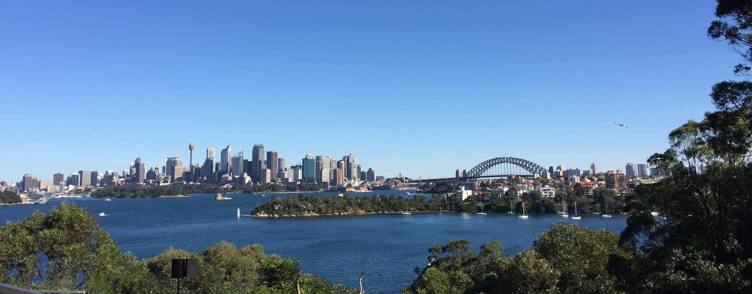 オーストラリア修学旅行(2年生)